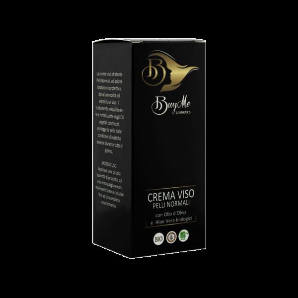 crema_viso_pelli_normali_scatola_fronte_sx_buyme_cosmetics