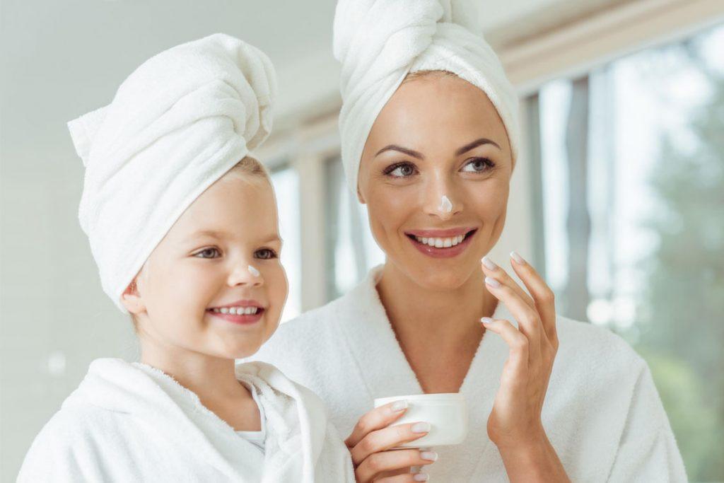 crema antirughe giovane età