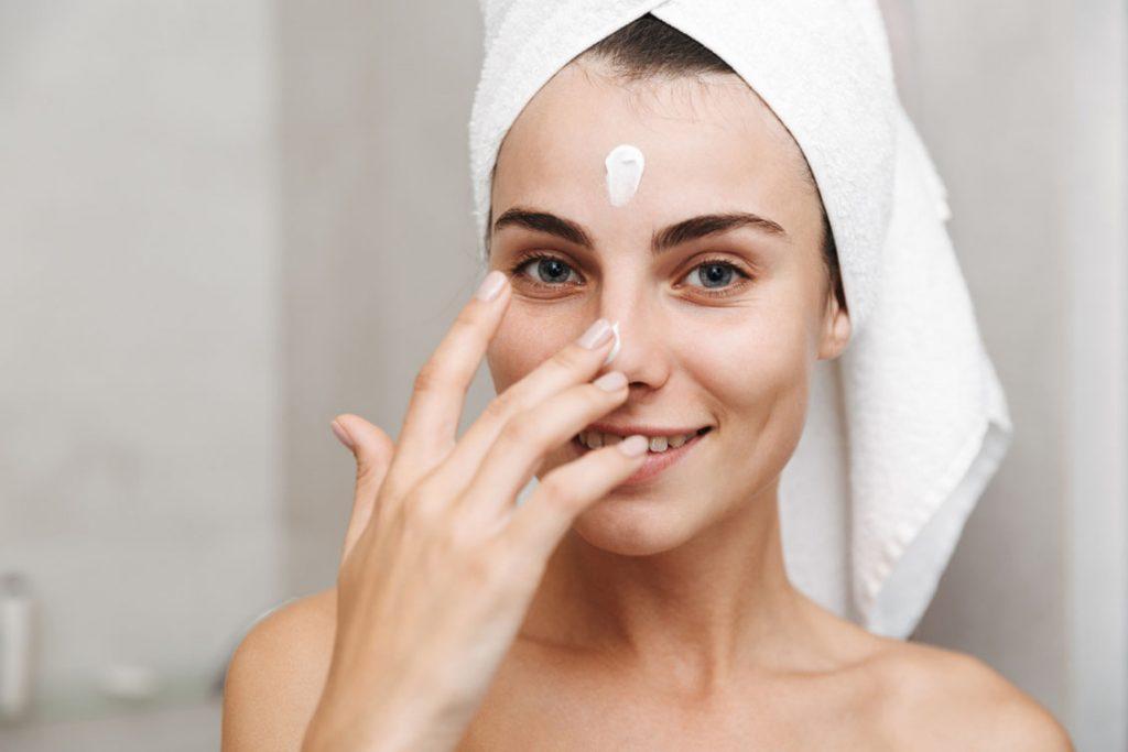 pelle sensibile crema viso