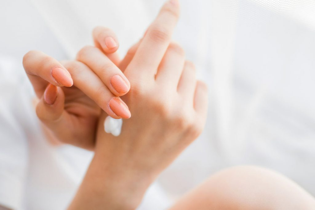 crema mani riparatrice